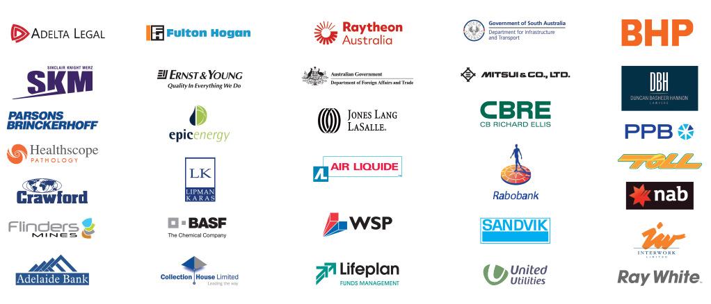 AJM Testimonial Logos