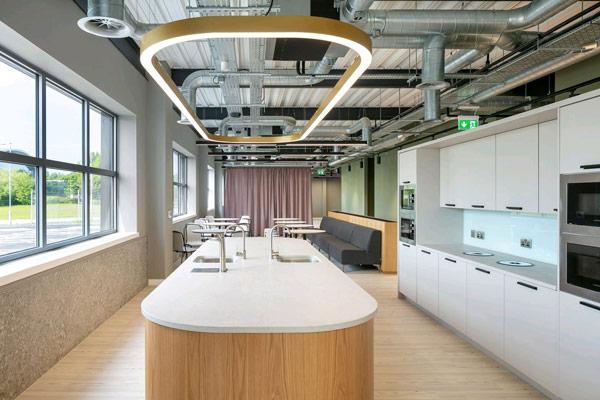 Post Covid Workplace Design